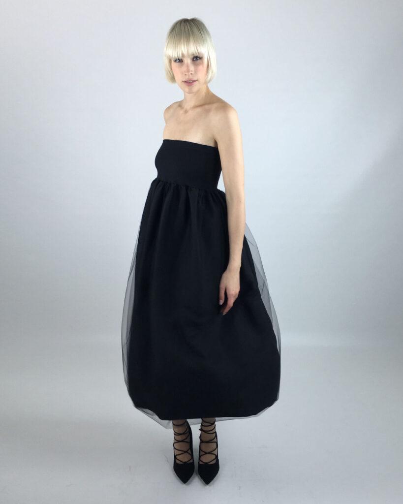 Buble Dress seksi dan manis
