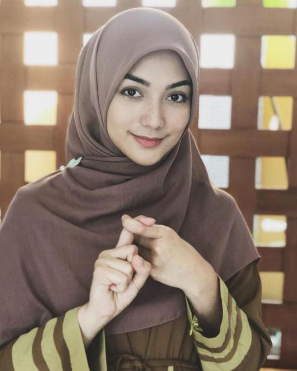 Citra Kirana hijab manis Artis FTV religi