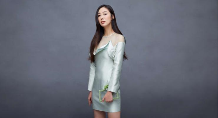 Tracy Chu photoshoot