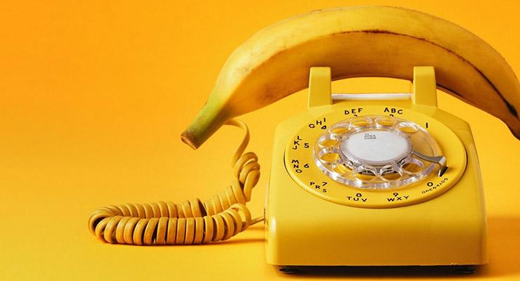 Cerita Lucu pake Phone dan pisang banan keren
