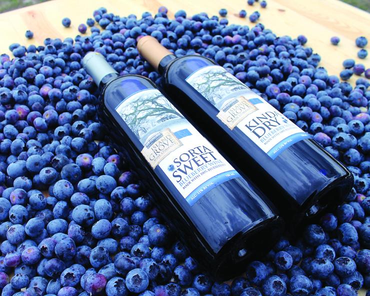 Olahan dari Buah Blueberry
