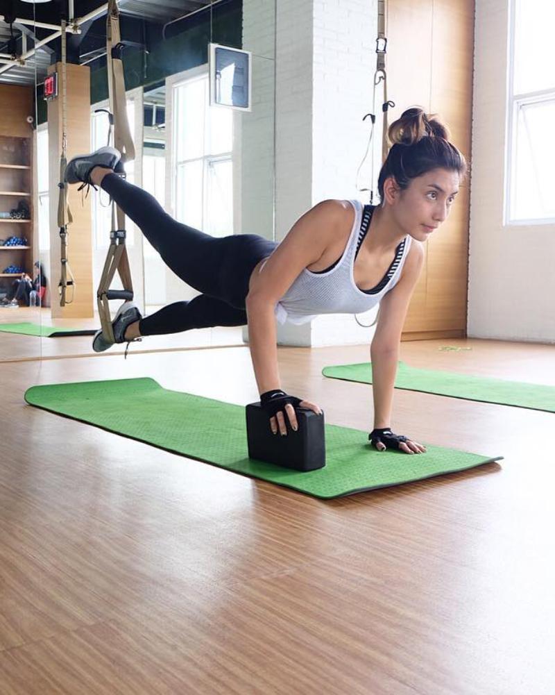 Latihan Yoga Tyas Mirasih