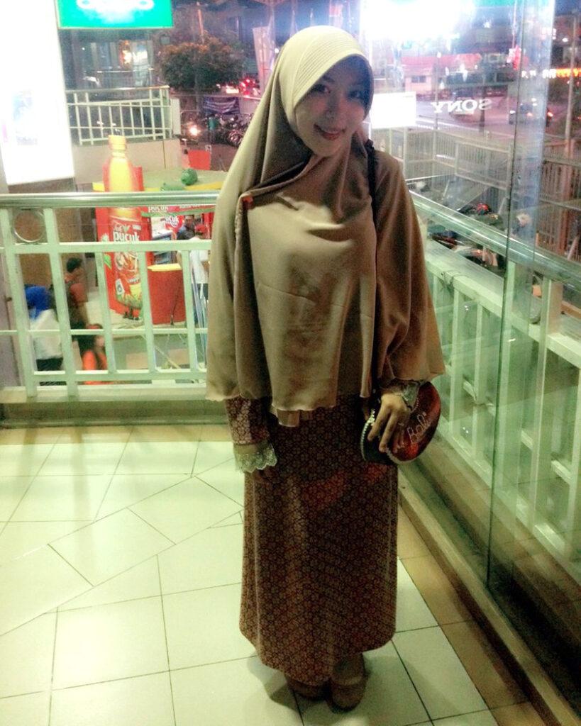 Jilbab BEsar Bidan Makassar Ani Revani Pernah Bugil