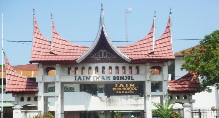 Gedung Unik Kampus IAIN Iman Bonjol Padang