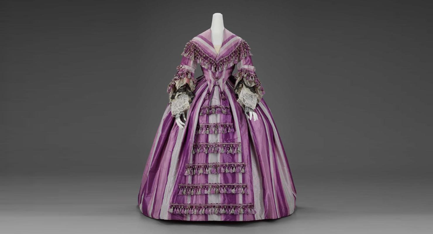 Sejarah pakaian Waran ungu yang keren