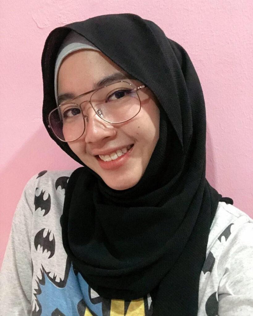 Cara memikat ati janda seorang hijaber manis alis cantik nan indah